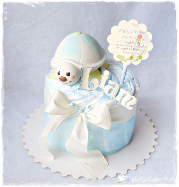 Margot diaper cake