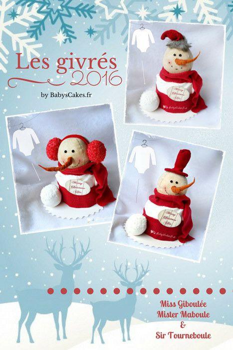 Cadeau de Noël pour bébé