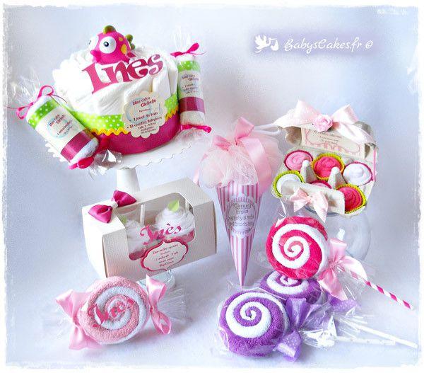 Cadeaux de naissance fille
