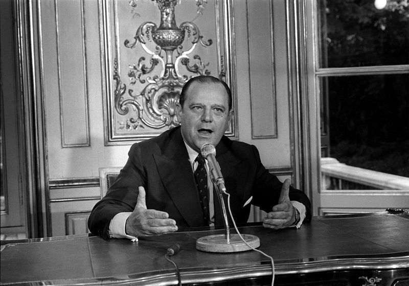 Raymond Barre (1924-2007)