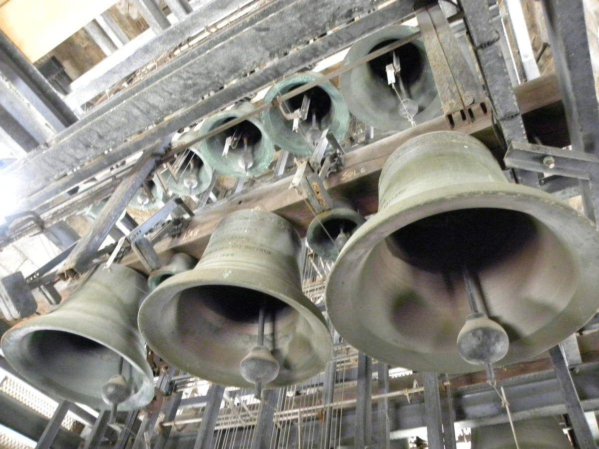 Le carillon du beffroi anime la Grand Place