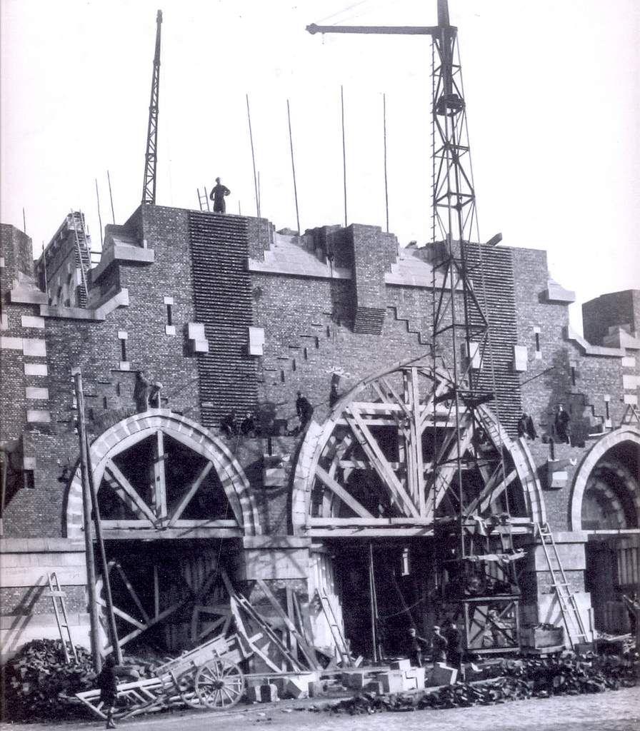 Une église reconstruite dans les années vingt