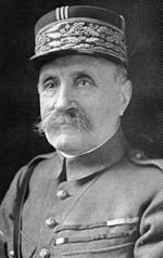 Le nom de Ferdinand Foch (1851-1929) résonne à Béthune