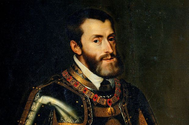 Charles Quint (1500-1558)