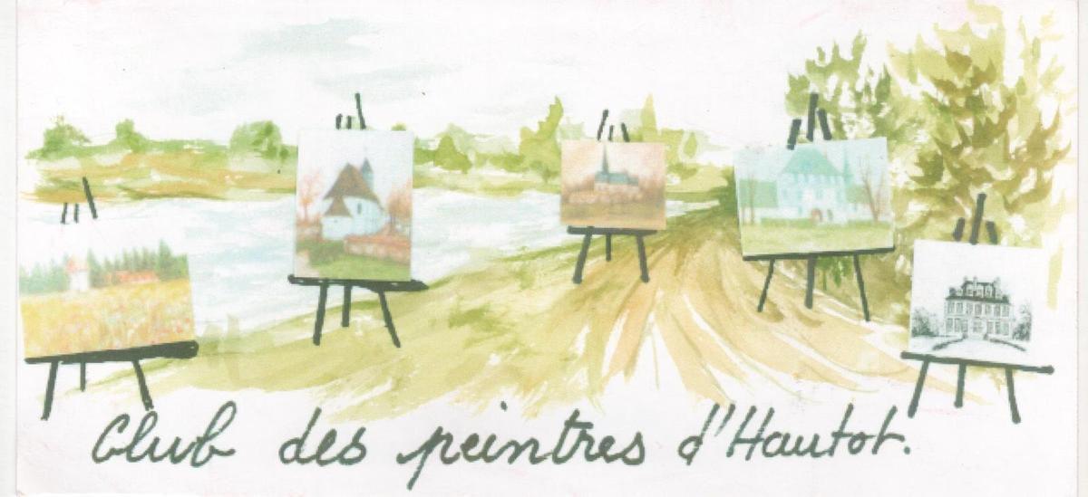 Le Club des Peintres d'Hautot