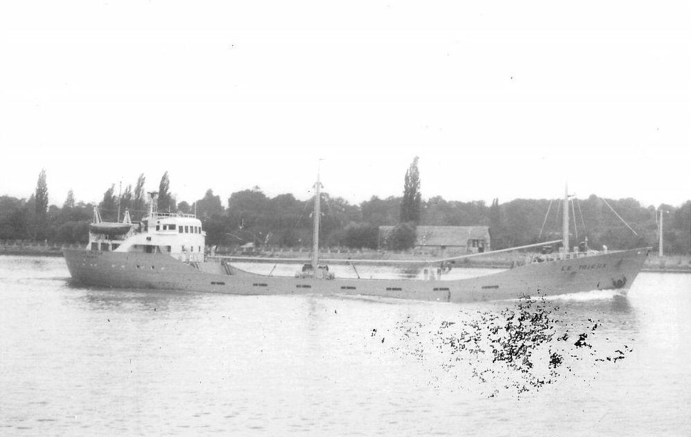 La grange des près en bord de Seine