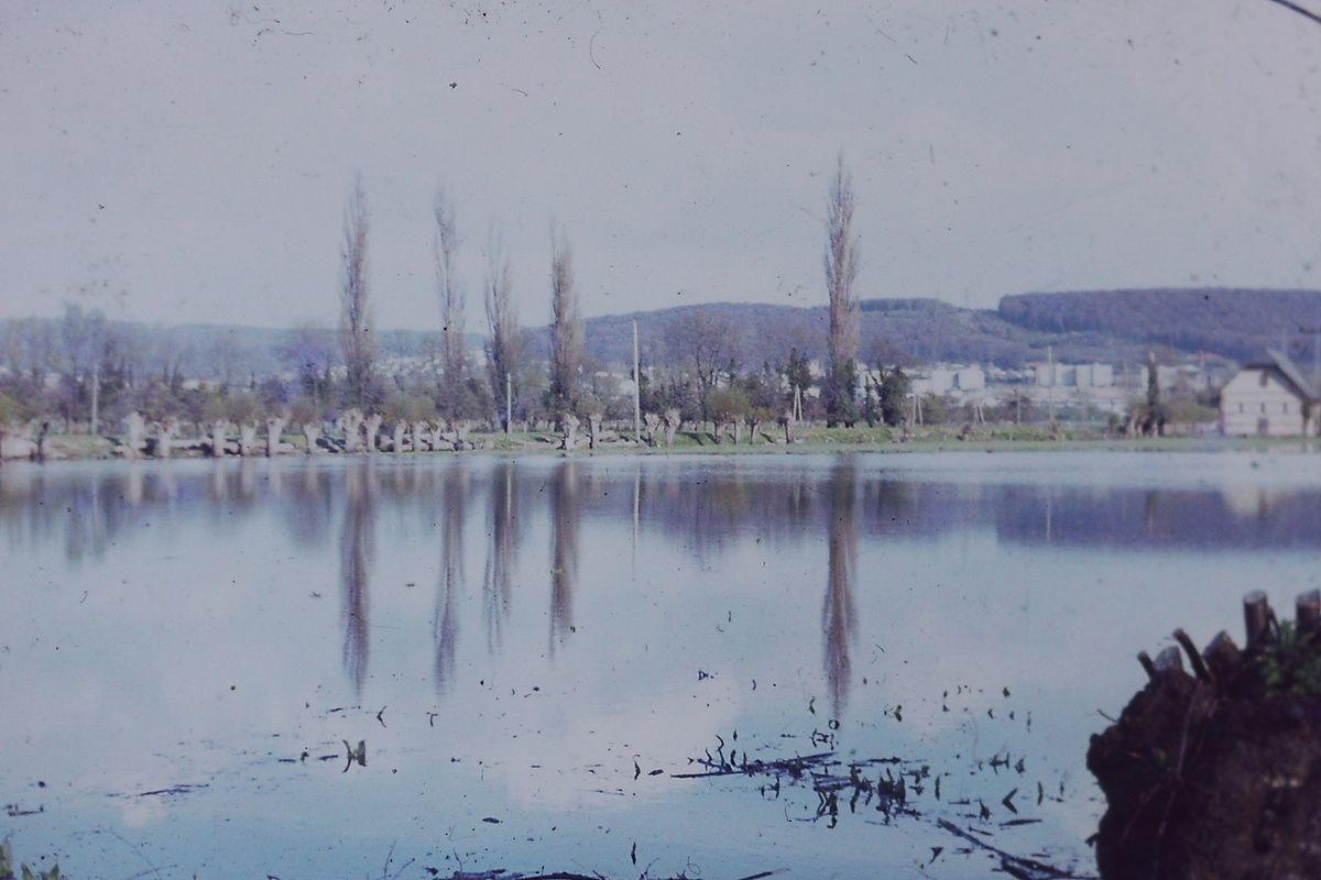 Les inondations à Hautot sur Seine dans les années 60