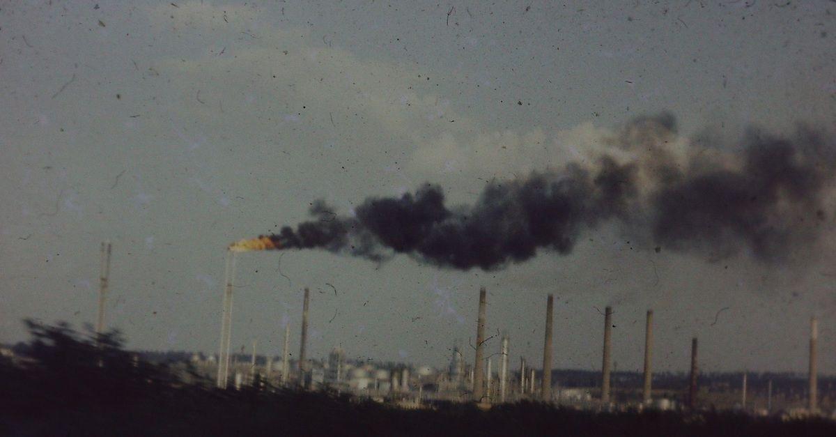 Notre voisine la raffinerie Shell de Petit Couronne