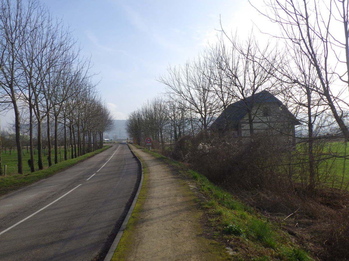 La Chaussée d'Hautot sur Seine