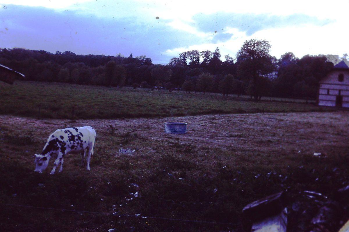 La grange de l'Osier en bord de Seine