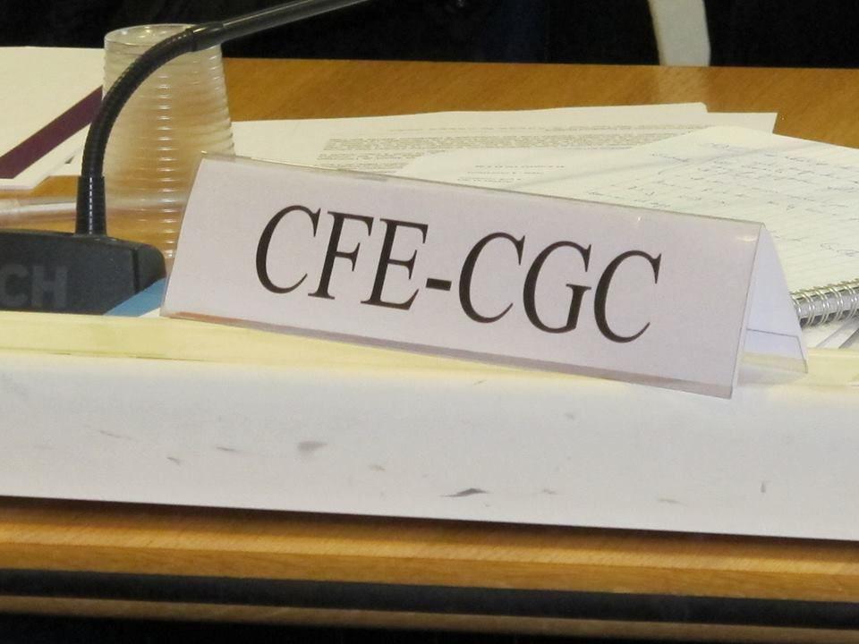 La CFE-CGC s'oppose à l'agrément de la convention d ...