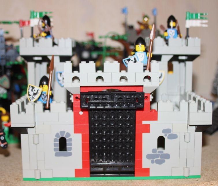 6073 - Knight's castle