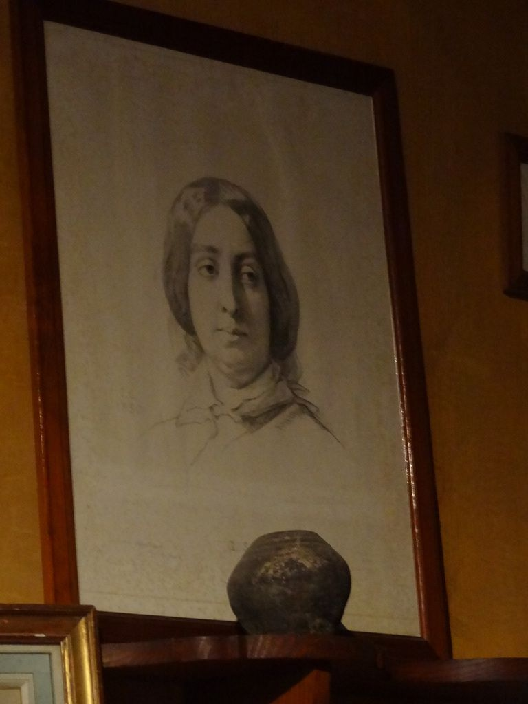 On Sunday November 9th 2014 : Visit of George Sand's house in Nohant (Part 3 : Houses of Famous People)
