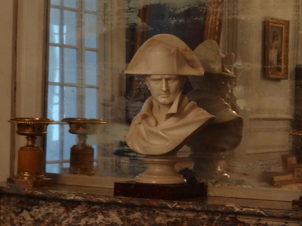 On Tuesday November 11th 2014, visit of the castle of Valençay (Part 2 : Houses of the Past)