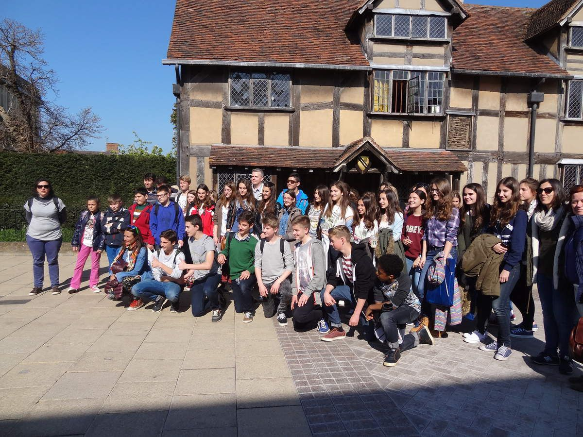 Part 1 : Visit to England