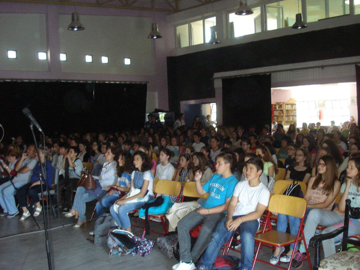 Dissemination for Music School of Volos
