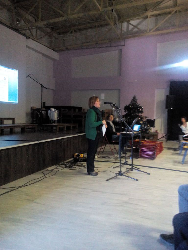 Dissemination meeting for Music School of Volos