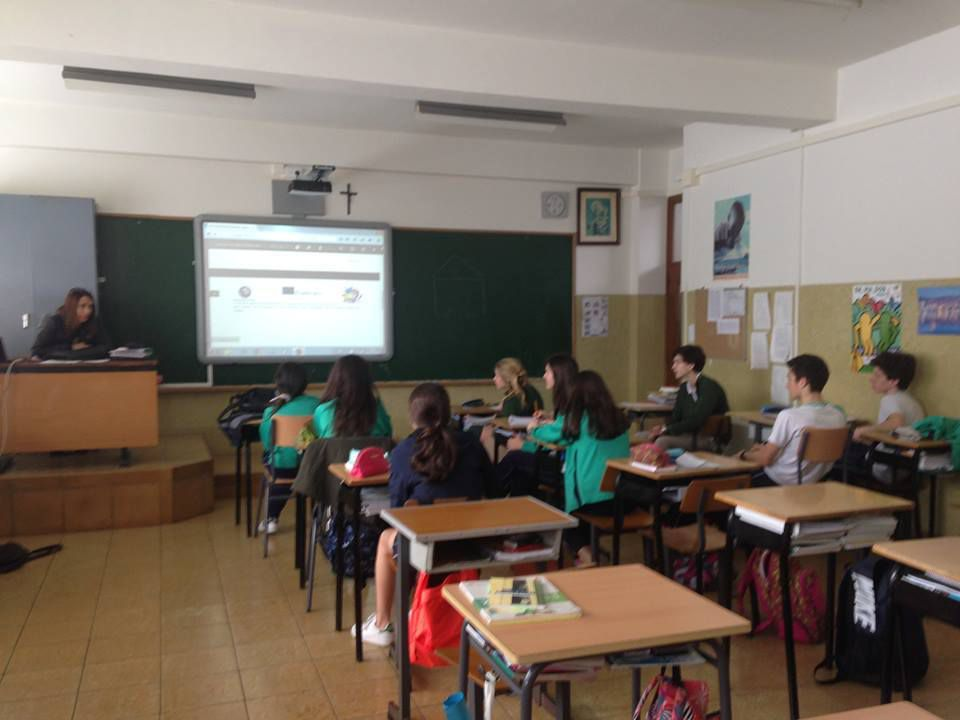 Santo Domingo students are preparing their visit to Greece