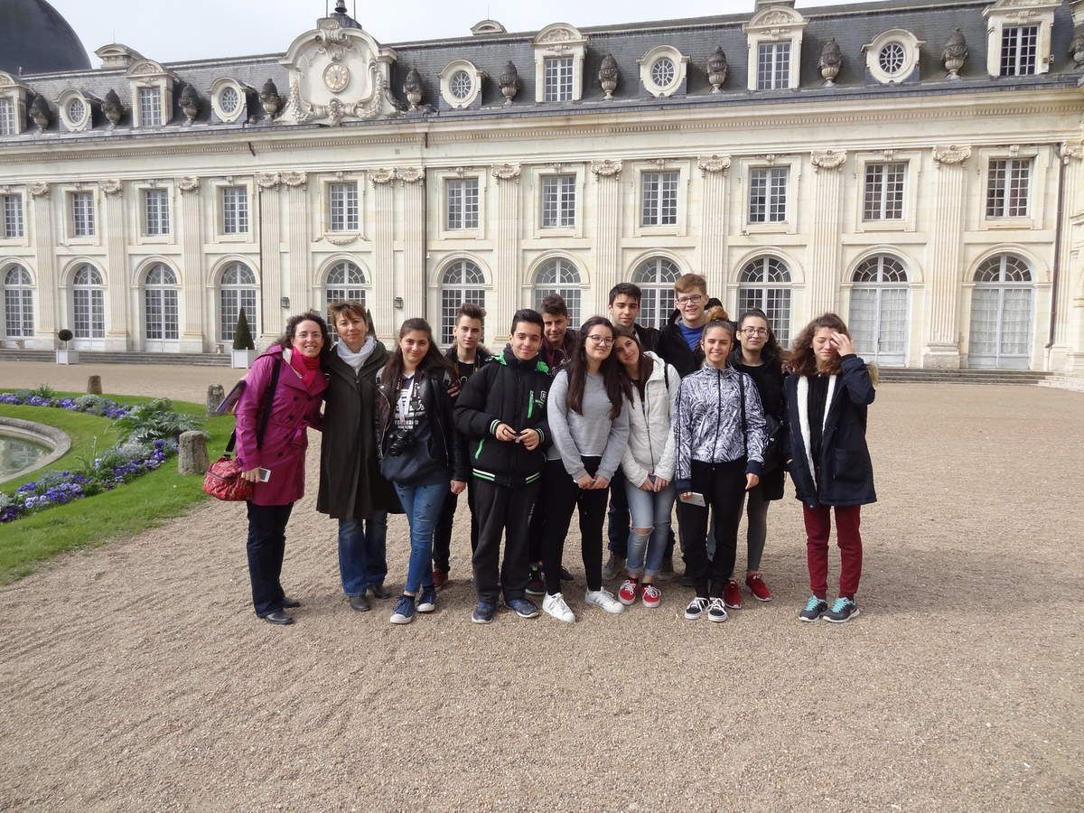 We were so happy to welcome our European friends in Ecueillé last week!