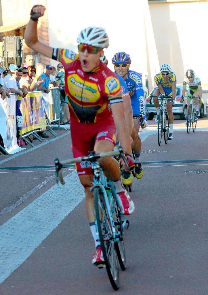 12 Août 2016 - GP de Romain le Puy