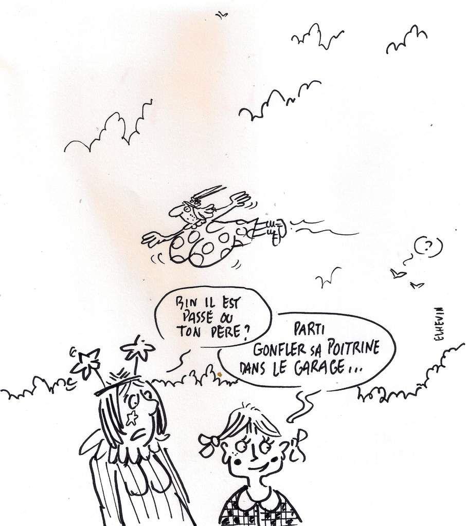 un drone Dunkerquois survole Paris...