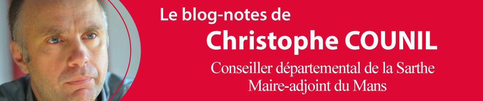 Le Blog-notes de Christophe COUNIL