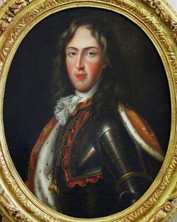 Portrait de Léopold par Nicolas Dupuy © Musée du Château de Lunéville.