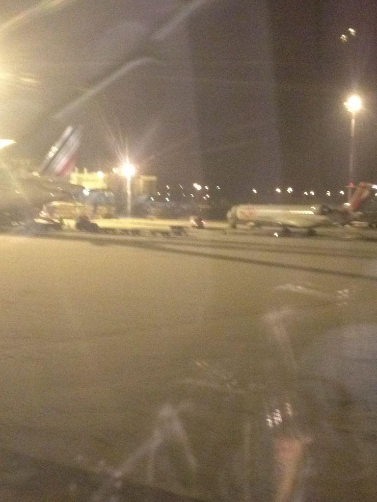 Arrivée à Strasbourg