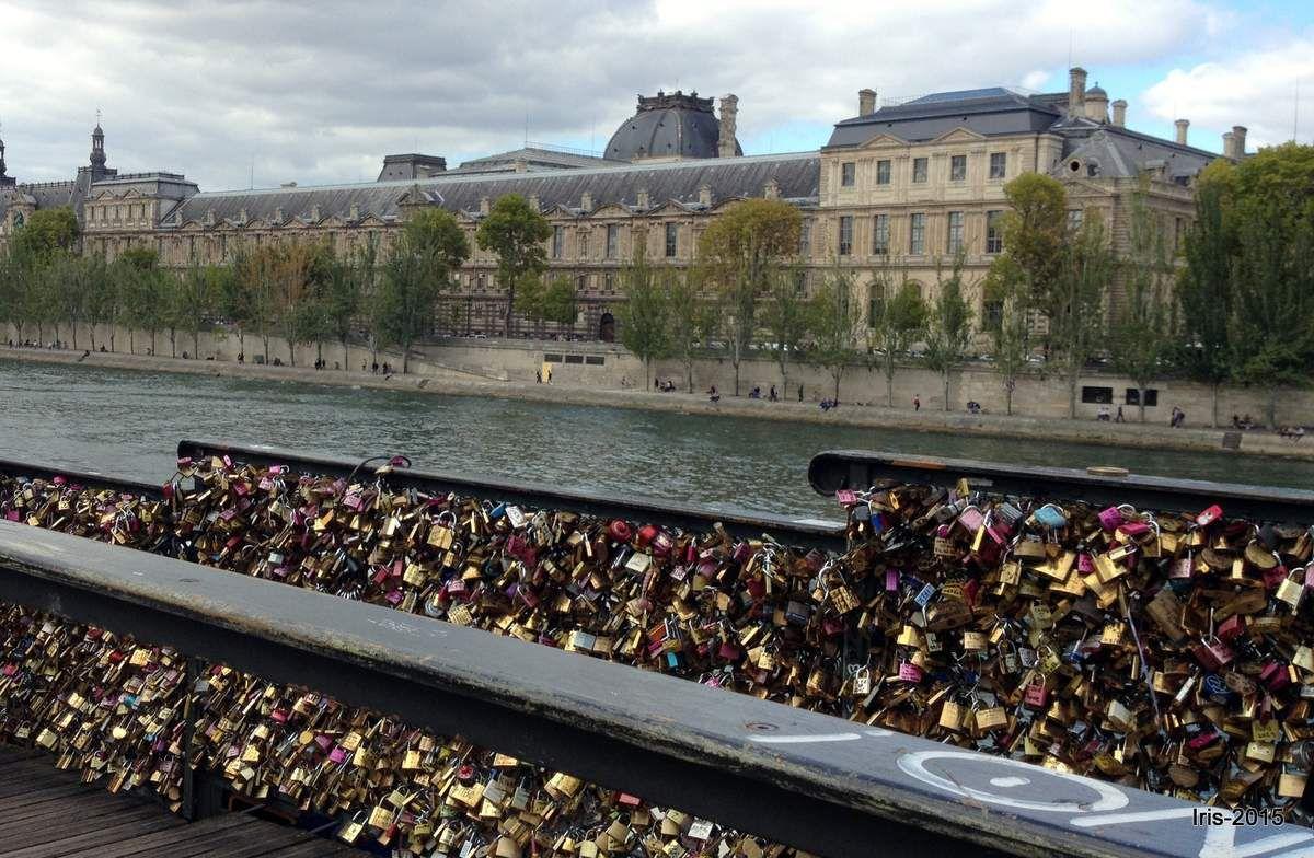 Paris - ses cadenas