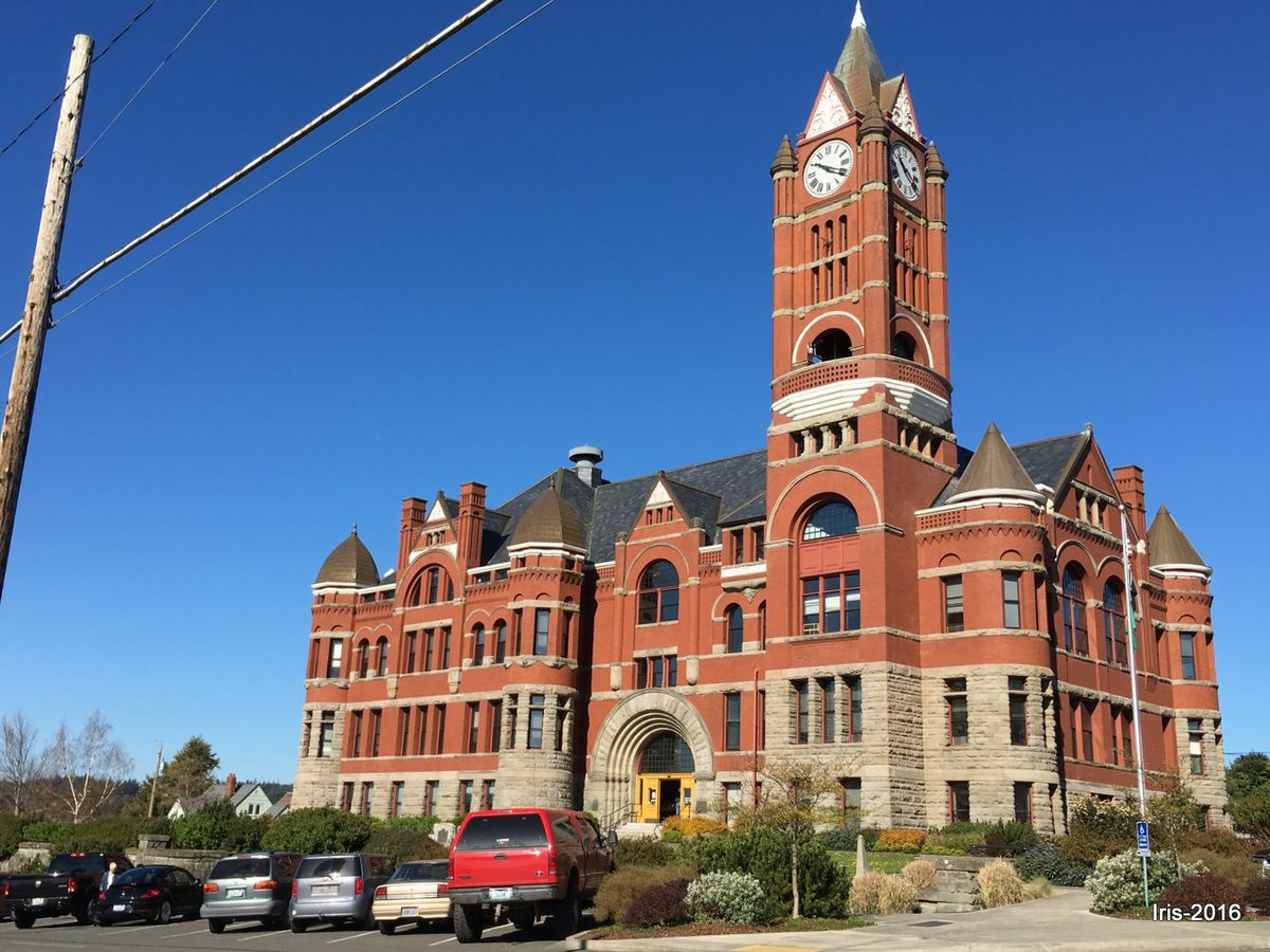 Court House, Port Townsend