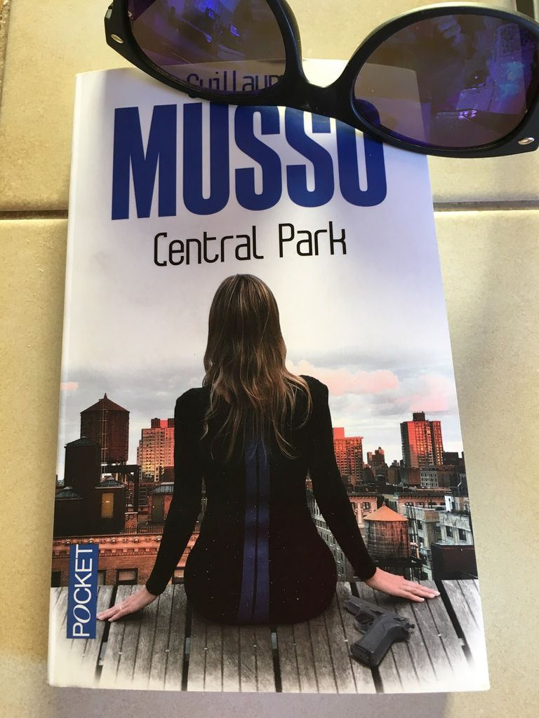 Central Park ; Guillaume Musso
