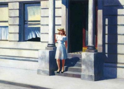 Summertime, Edward Hopper (1943)