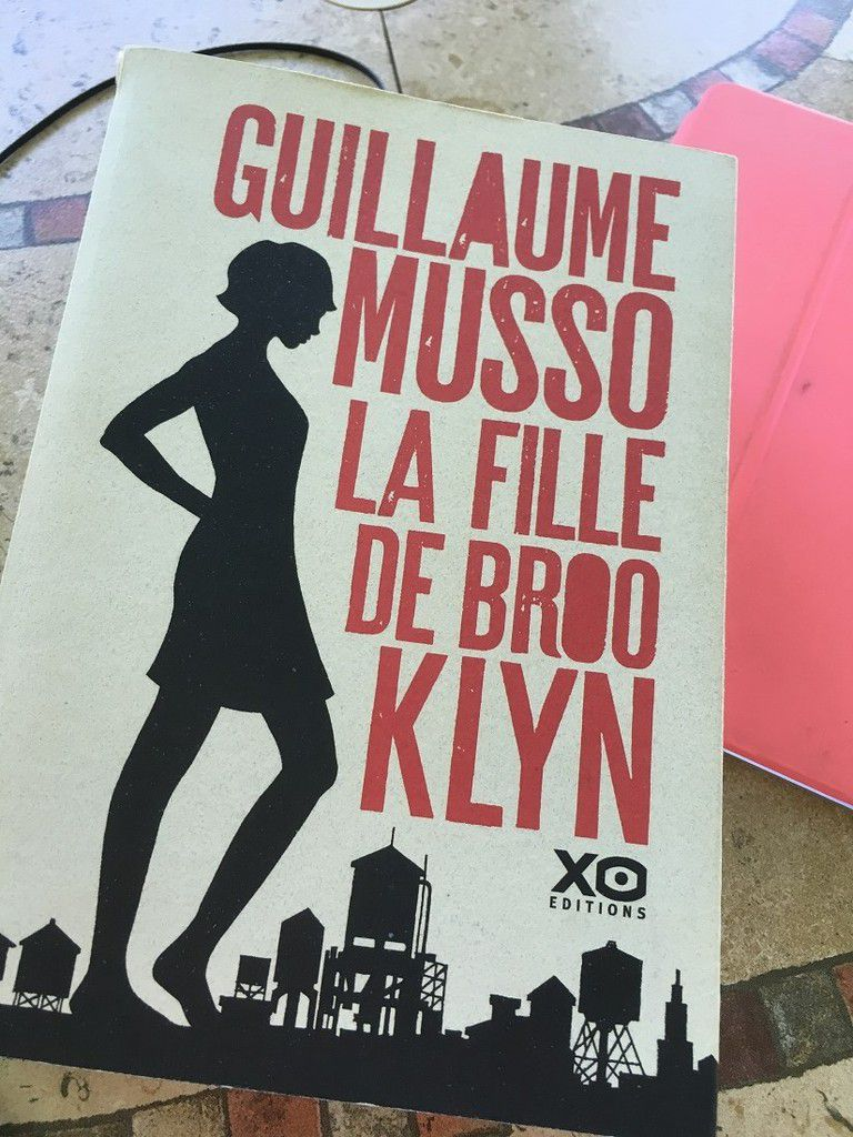 La fille de Brooklin &#x3B; Guillaume Musso