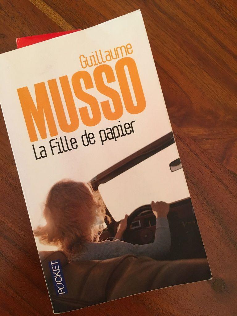 La fille de papier ; Guillaume Musso