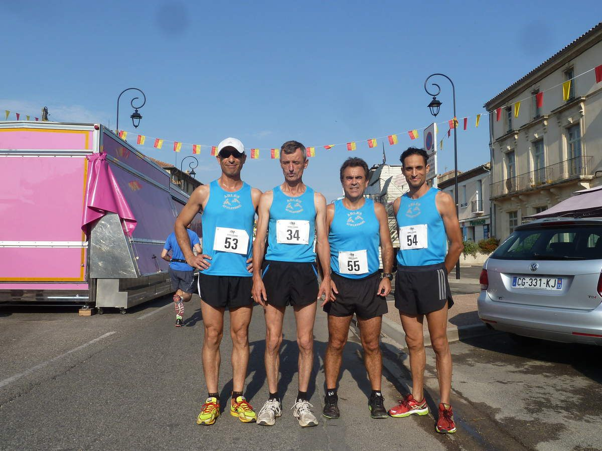 10km de courthézon (19/07/2015)