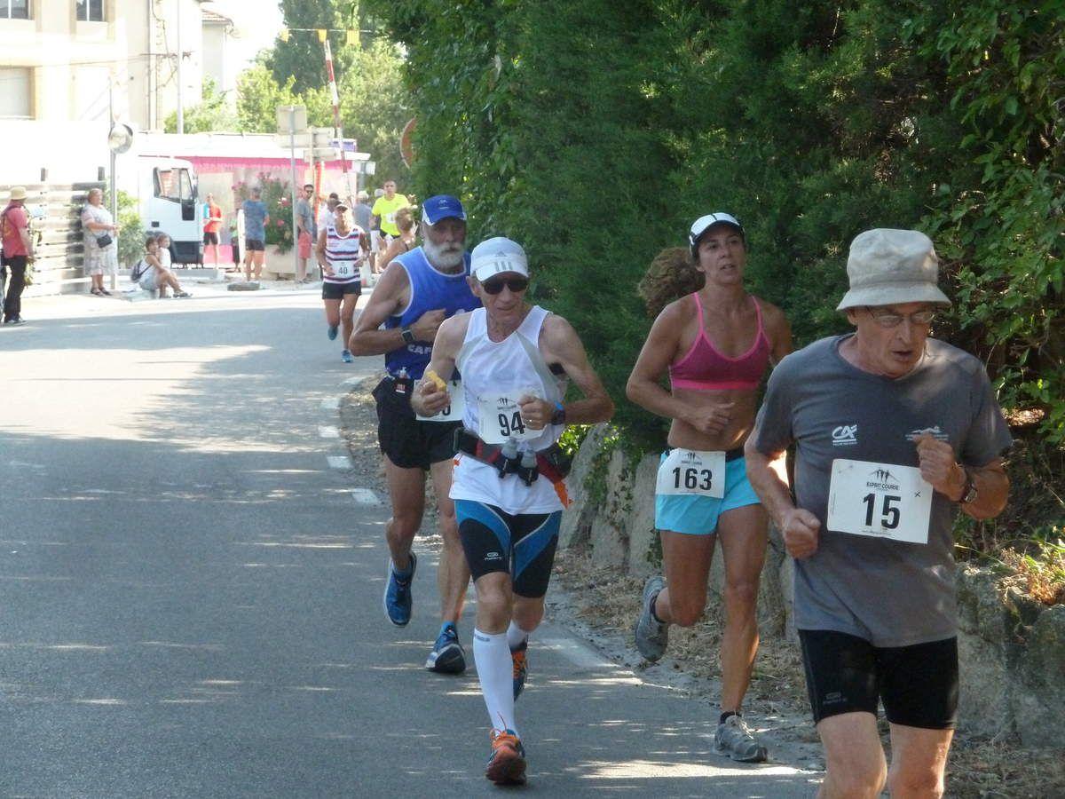 10km de courthézon (suite en photos )