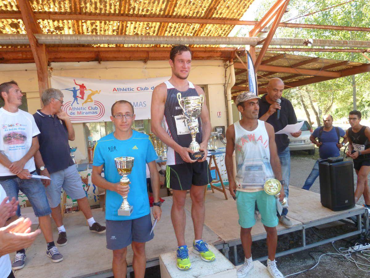 la ronde médiévale miramas 10km (30/08/2015)