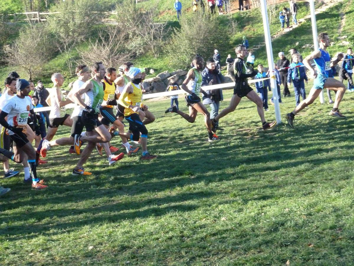cross departemental aix (17/01/2016)
