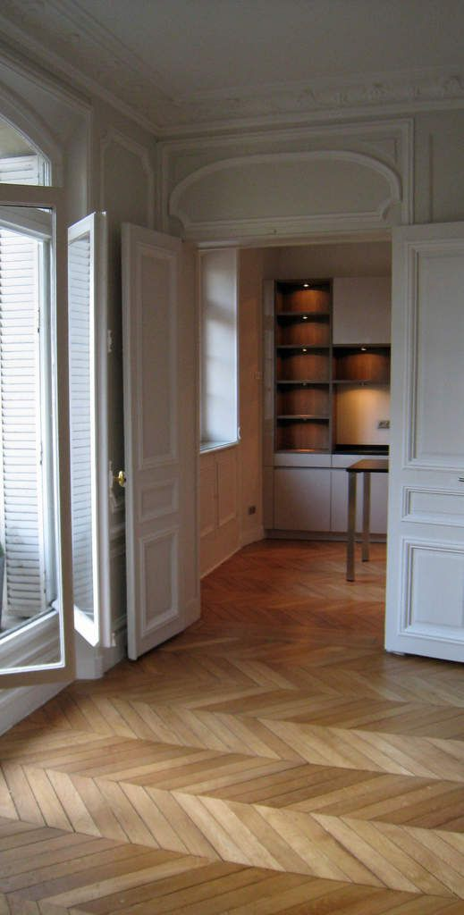appartement parisien revisite le blog de philippe. Black Bedroom Furniture Sets. Home Design Ideas