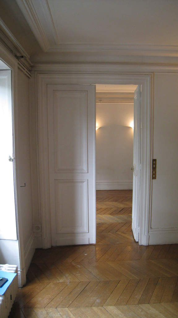 Projet d'Architecture intérieure dans un appartement Paris 17 eme