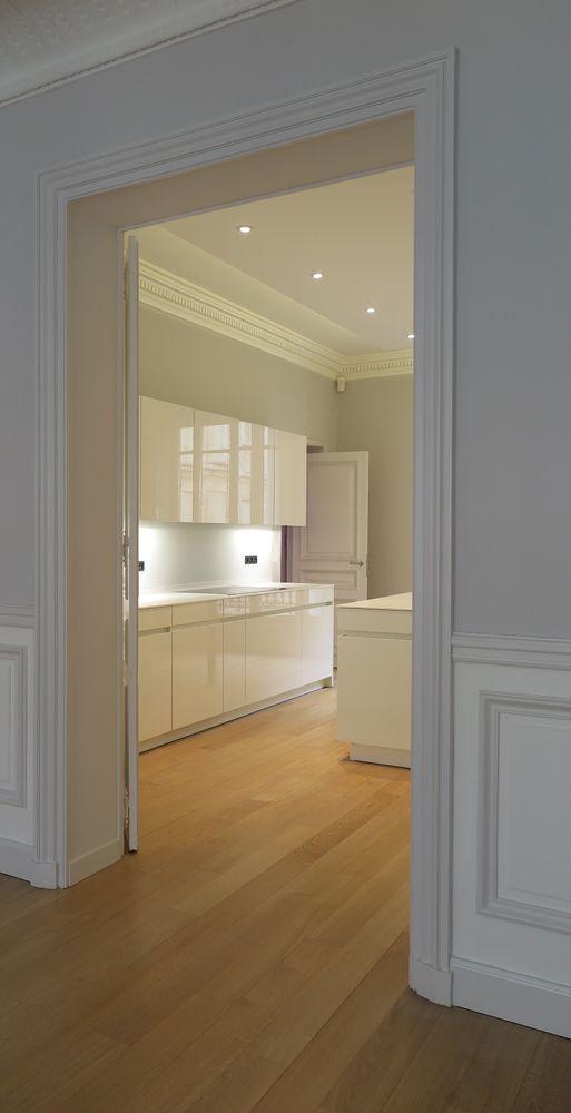 Appartement Classique/Contemporain Montaigne Paris 8 eme