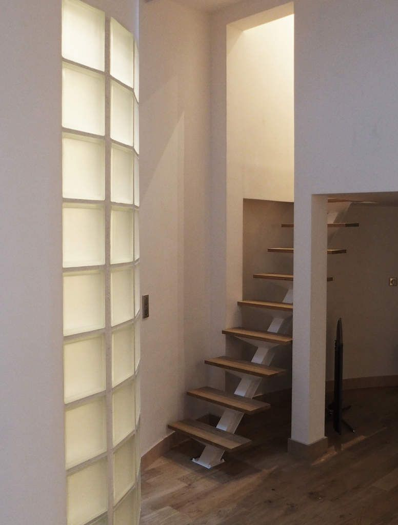 Creer un escalier entre 2 appartements les demarches for Creer un escalier interieur