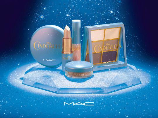Collection Cinderella de M.A.C