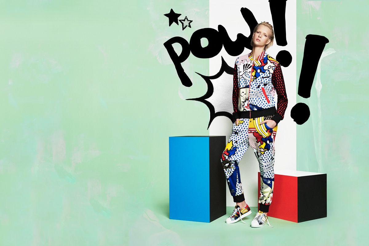 Adidas Originals by Rita Ora | Printemps/été 2015