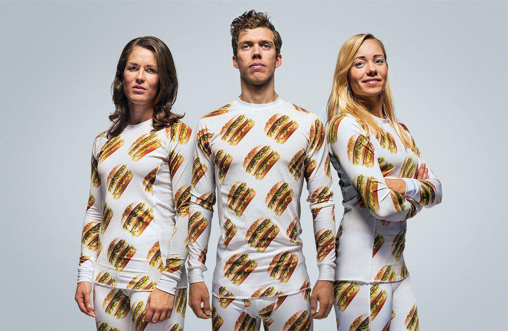 McDonald's se lance dans la mode !
