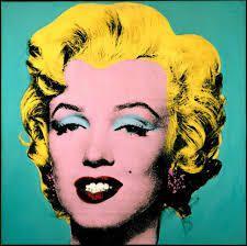 Marilyn, Warhol, SXX