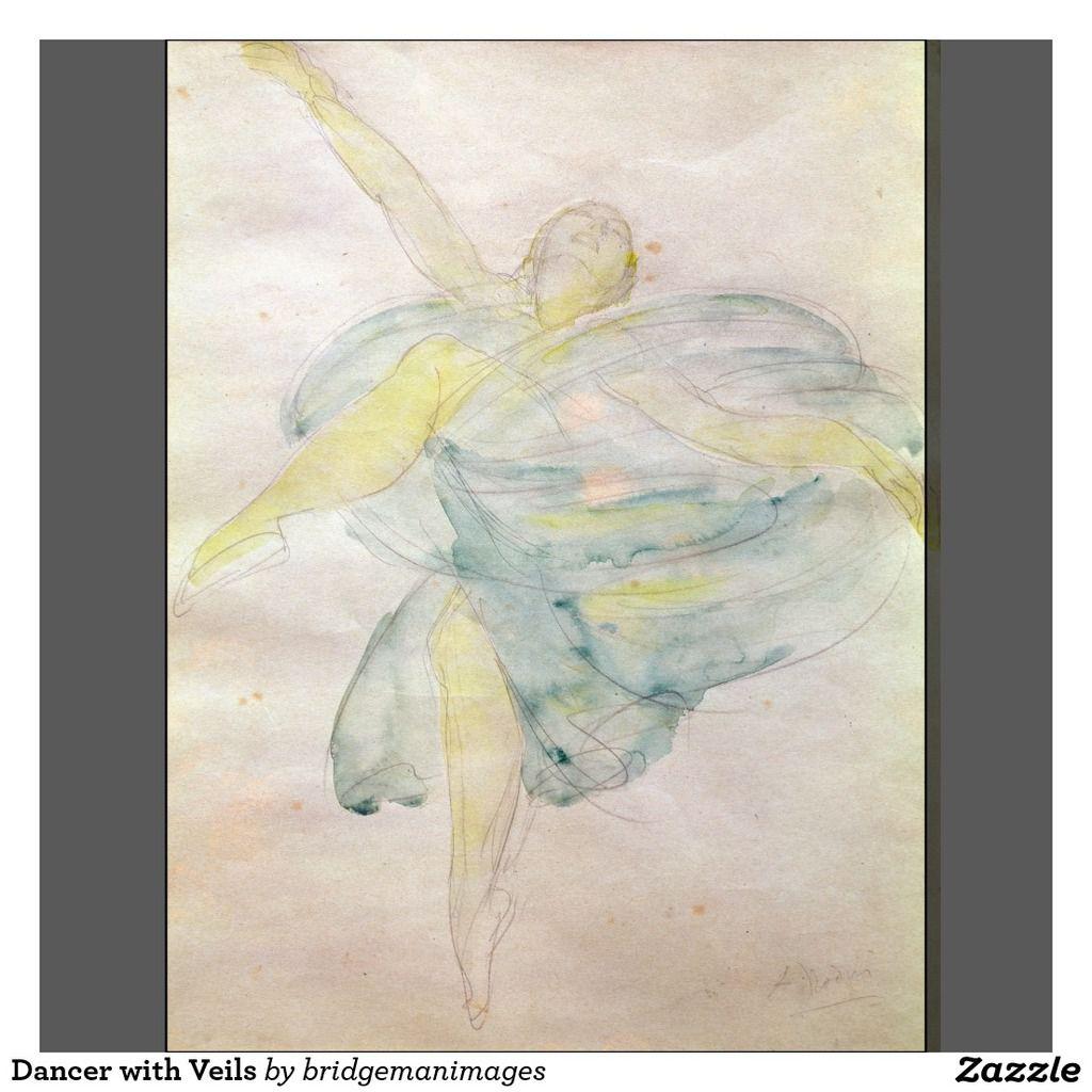 Bailarina con velos, Rodin, SXIX