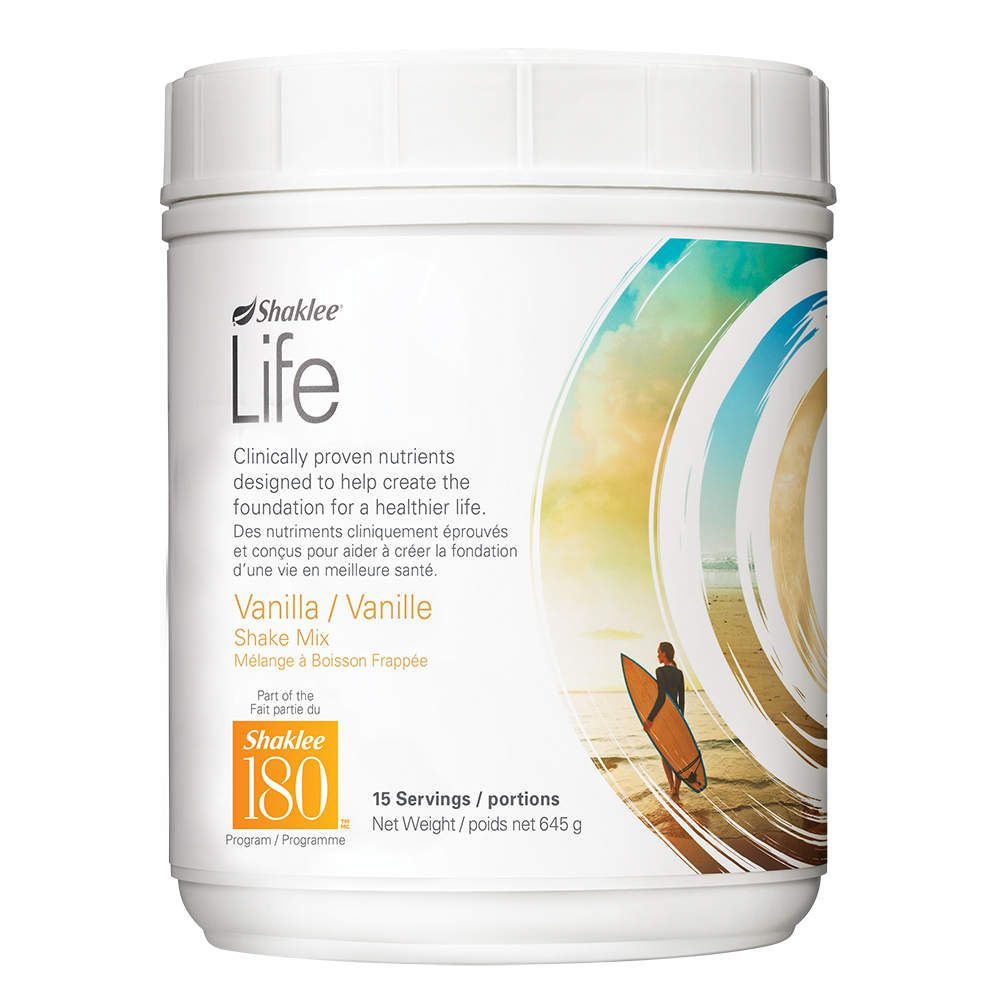 If your sick and take medication I suggest strongly to use Life Proteins by Shaklee for a better quality of life