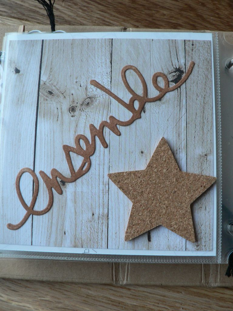 scrapbooking stampin'up au chu
