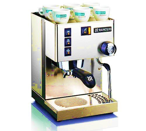 Rancilio silvia v4 for Machine a cafe que choisir